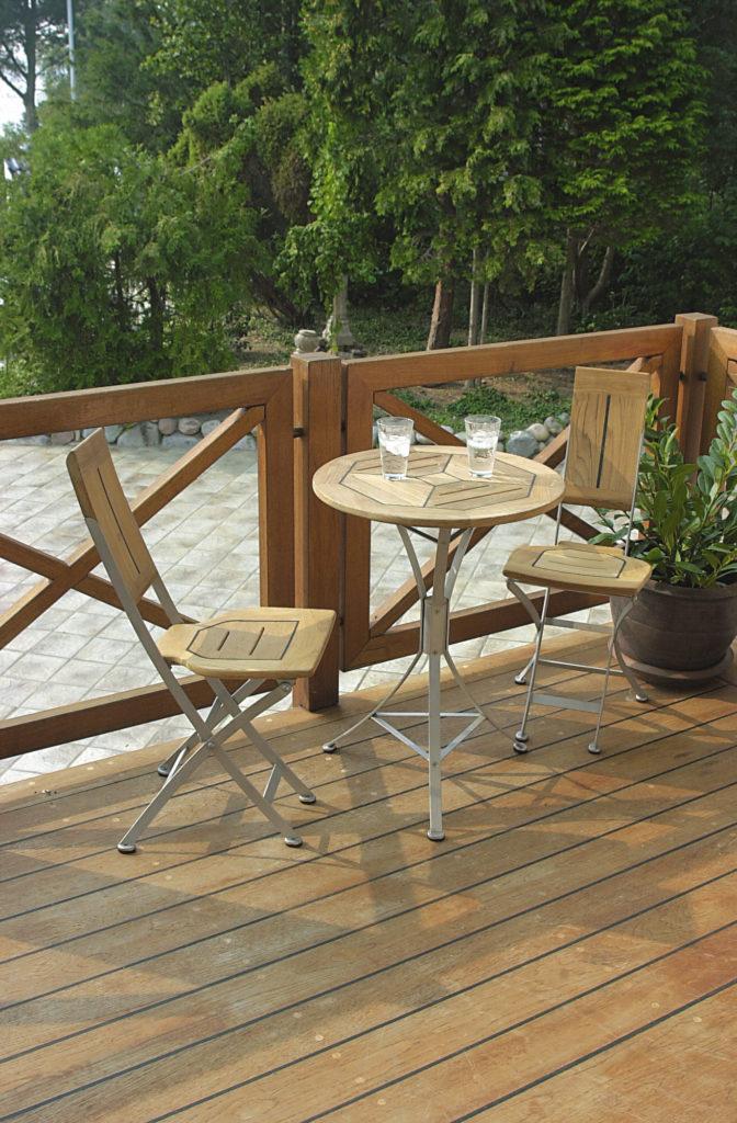 Garten / Balkon