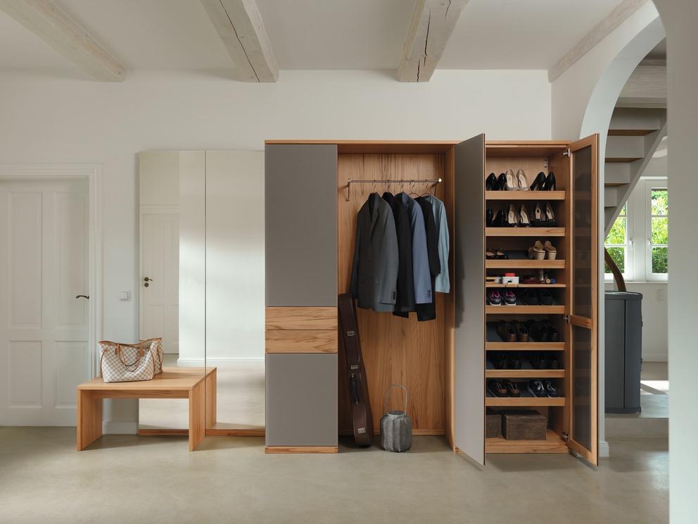 Diele garderobe for Diele garderobe