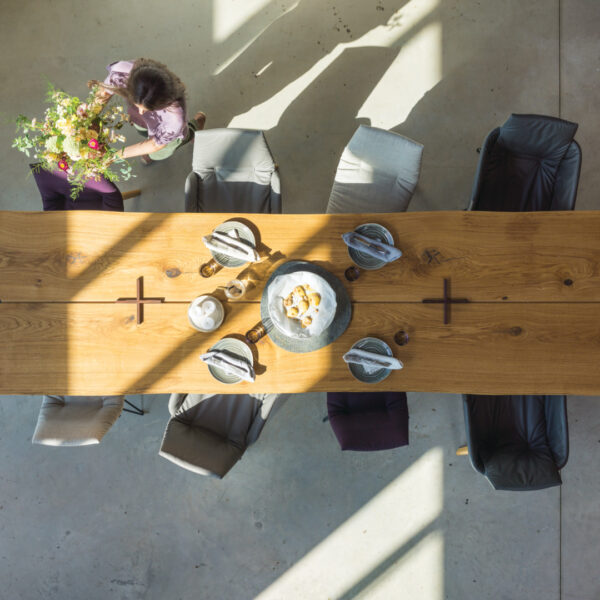 TEAM 7 Holztisch